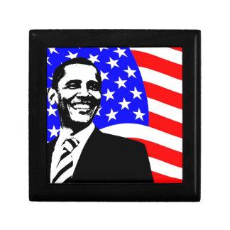 Barack Obama Jewelry Box