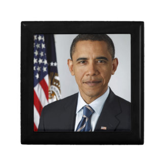 Barack Obama Jewelry Boxes