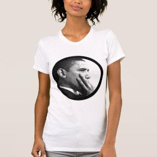 Barack Obama Girl T Circle Shirt