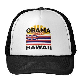 Barack Obama Hawaii Hat