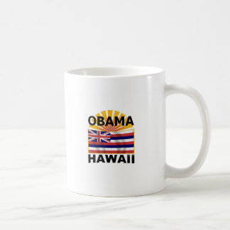 Barack Obama Hawaii Mug
