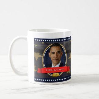 Barack Obama Historical Mug