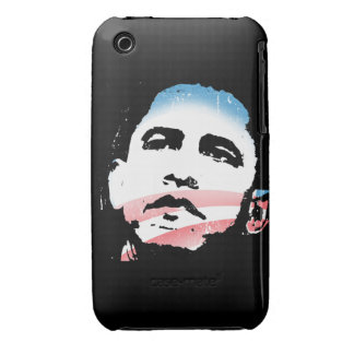 Barack Obama Hope for Change light iPhone 3 Cases