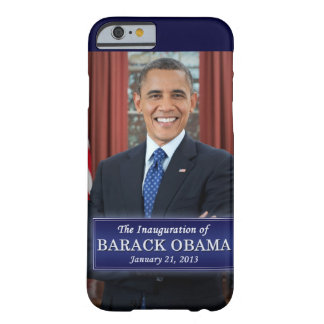 Barack Obama Inauguration 2013 Barely There iPhone 6 Case
