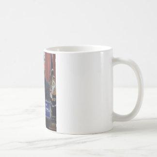 Barack Obama Inauguration 2013 Basic White Mug