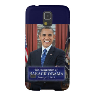 Barack Obama Inauguration 2013 Galaxy S5 Cases