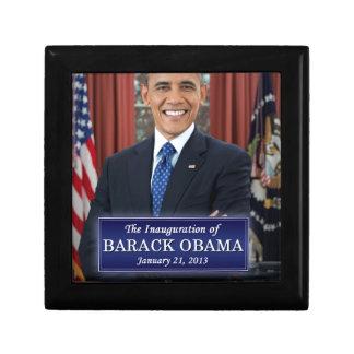 Barack Obama Inauguration 2013 Jewelry Boxes