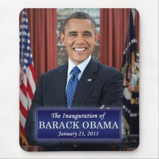 Barack Obama Inauguration 2013 Mouse Pad