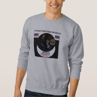 BARACK OBAMA INAUGURATION SWEAT SWEATSHIRT