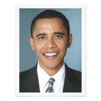 Barack Obama Invitations