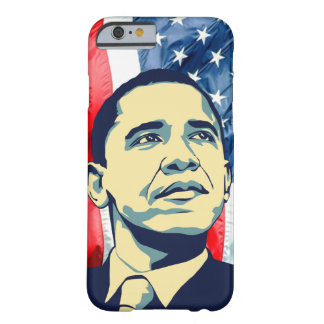 Barack Obama iPhone 6/6s Barely There iPhone 6 Case
