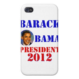 Barack Obama iPhone 4 Cover