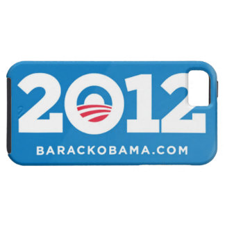 Barack Obama iPhone case 2012 iPhone 5/5S Case