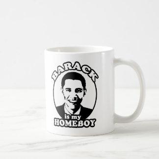 Barack Obama is my homeboy Mug