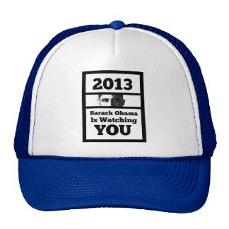 Barack Obama is Watching You Satirical Hat