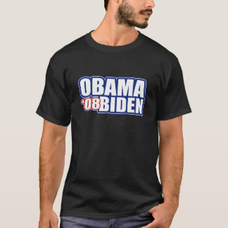 Barack Obama Joe Biden 2008 T-shirt