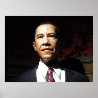 Barack Obama -Josephine Tussaud Wax Posters