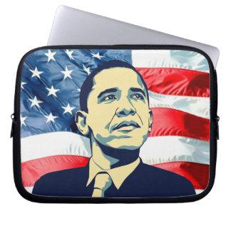 Barack Obama Laptop Computer Sleeves
