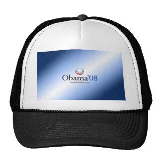 Barack Obama Logo Cap