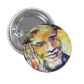 Barack Obama Mini Button
