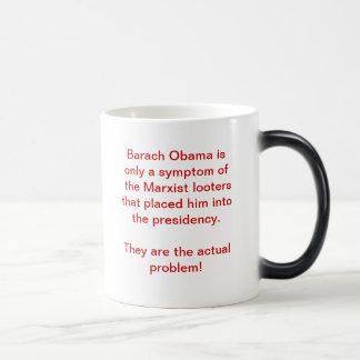 Barack Obama Morphing Mug