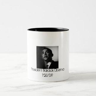 Barack Obama Mug - Customized