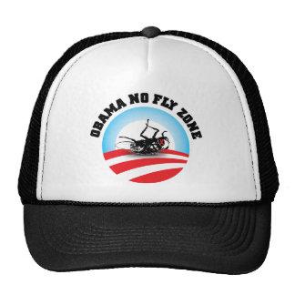 Barack Obama No Fly Zone Cap