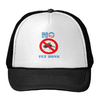Barack Obama No Fly Zone Trucker Hat