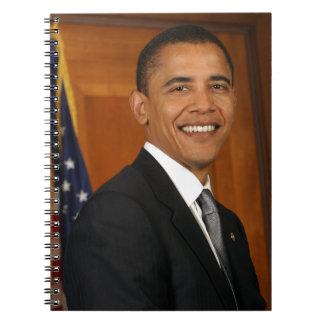 Barack Obama Official Portrait Notebooks