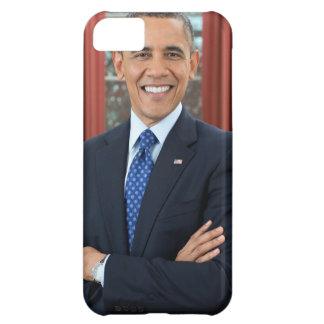 Barack Obama portrait iPhone 5C Cases