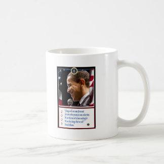 Barack Obama Poster Coffee Mug
