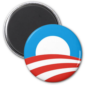 barack obama president usa logo elections 2012 refrigerator magnet