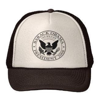 Barack Obama Presidential Seal 2008 Hat