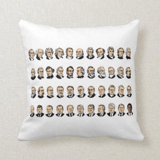 Barack Obama - Presidents Of The United States Cushion