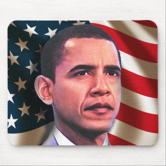 Barack Obama Pride Mouse Pad