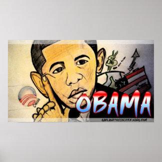 Barack Obama Print