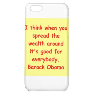 barack obama quote iPhone 5C case