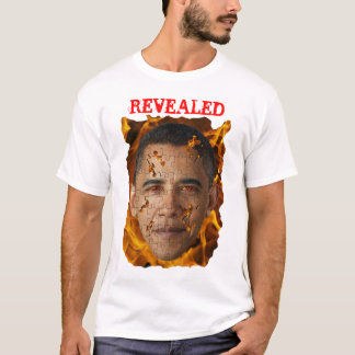 Barack Obama Revealed T-Shirt