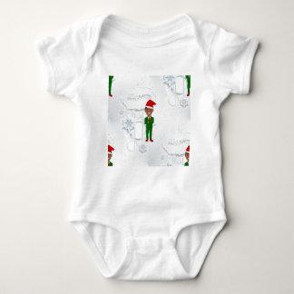 barack obama santa baby bodysuit