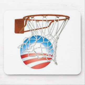 Barack Obama Scores in 2012! Mouse Pad