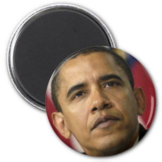 barack-obama-shepard-fairey-original-photo 6 cm round magnet