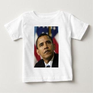 barack-obama-shepard-fairey-original-photo baby T-Shirt