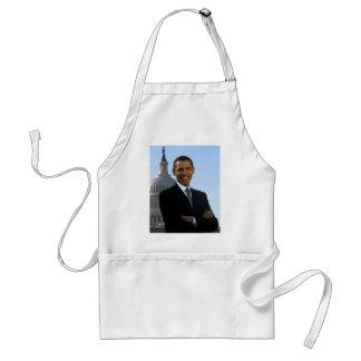 Barack Obama Standard Apron