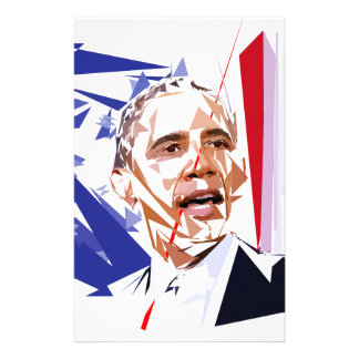 Barack Obama Stationery