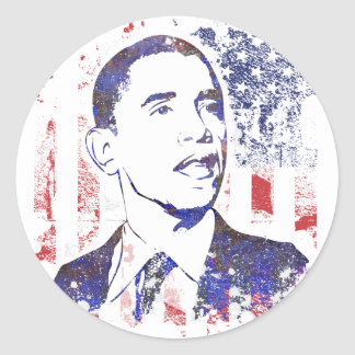 Barack Obama Stickers
