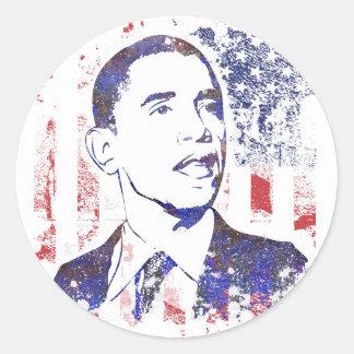 Barack Obama Stickers Sticker