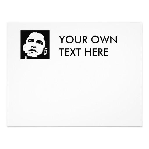 Barack Obama T-shirt Announcement
