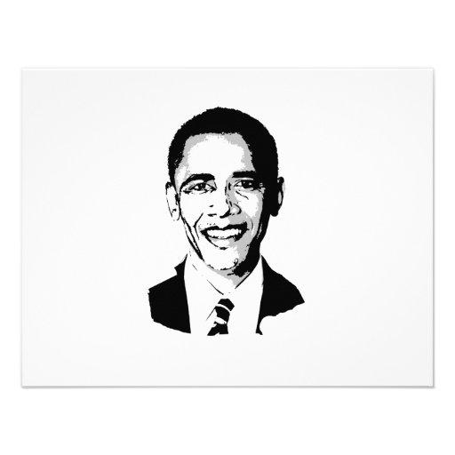 Barack Obama T-shirt Invite