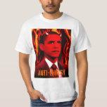 Barack Obama The Anti-Christ T Shirts