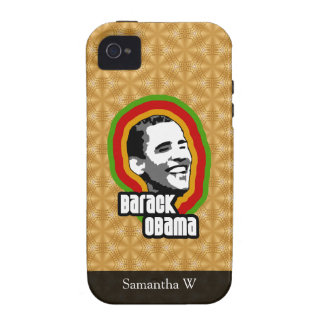 Barack Obama Throwback iPhone 4/4S Cover